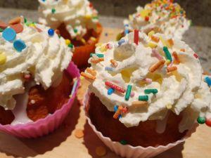 Hoe maak je cupcakes in de airfryer?