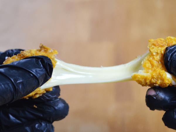 Doritis cheese sticks maken in de airfryer