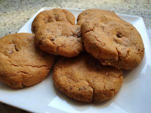 Chocolade koekjes bakken in de airfryer