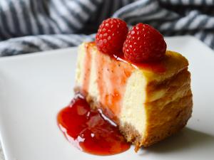 New york cheesecake uit de airfryer